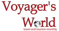 Vogager's World Logo